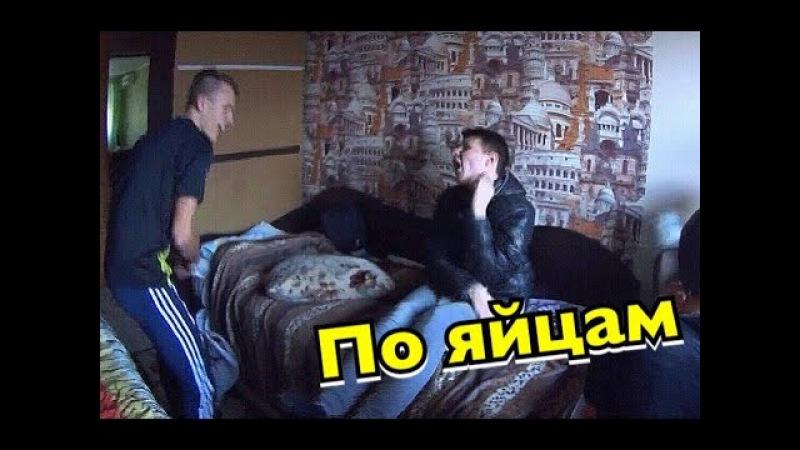 Трэшовый VLOG Мопс получил по яйцам Дудим кальянчик