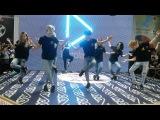 Flashmob MM Production (Almaty KZ) MADMEN