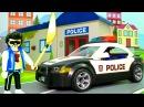 Мультики про машинки - Поджёг в Полицейском участке.Мультфильм для детей Мульти ...