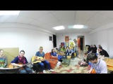 Кипяточек, Прощай оружие, Облака (Вадим Егоров)  панорамное видео