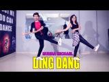 Ding Dang Dance Video Munna Michael  Vicky Patel Choreography Duet , Couple Dance