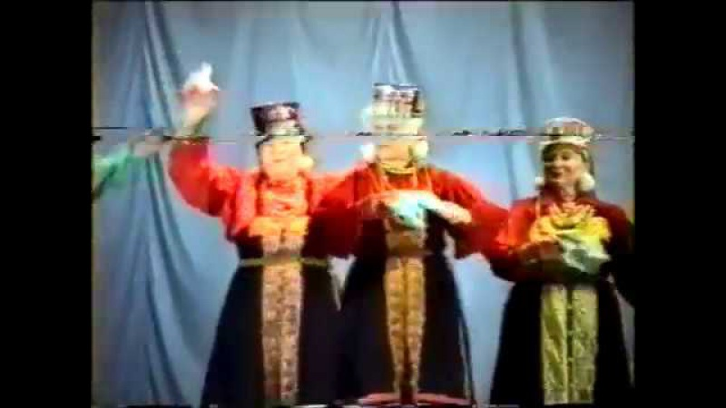 Хореографический фольклор Пензенской области Пенза 1989 г