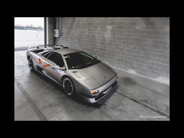 1995 Lamborghini Diablo SV - Драйверские опыты Давида Чирони