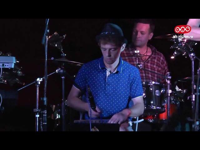 Небослов - Таможня (live Космофест 13.07.2013)