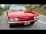 1965 Chevrolet Corvair Corsa Sport Coupe 07 37 09 1964 65