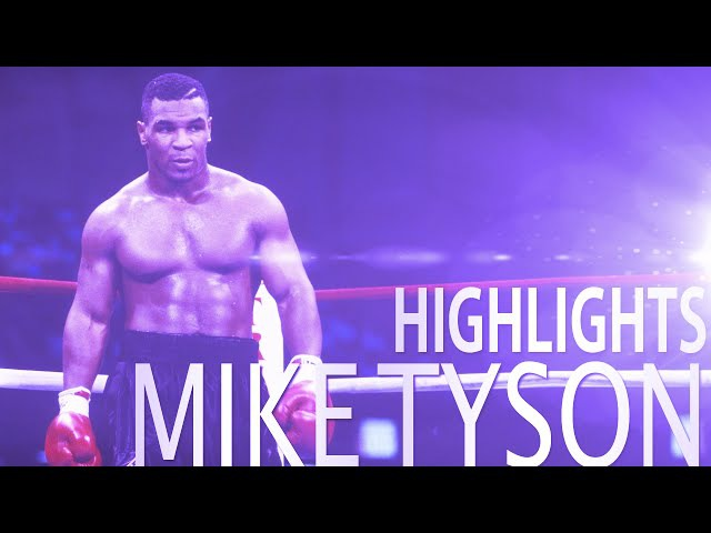 Mike Iron Mike Tyson Highlights 2016 HD