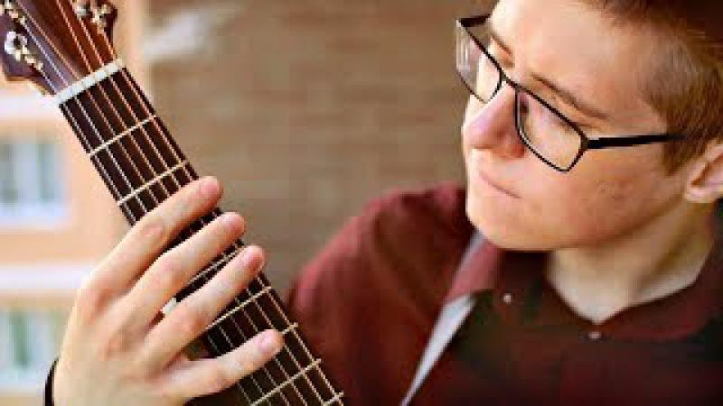 Three Days Grace - Animal I Have Become (Alexandr Misko) (Fingerstyle Guitar)