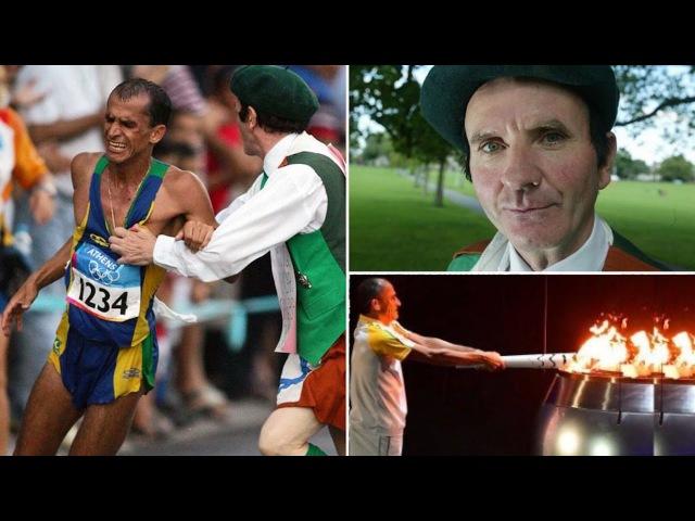 Cornelius Horan, Padre irlandês exige pedido de desculpas de Vanderlei Cordeiro de LIma, Olimpiadas