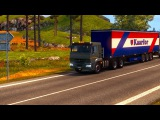Euro Truck Simulator 2  мод Камаз (65115 - 65116)