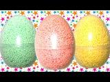 Киндер Сюрпризы из шарикового пластилина Видео для детей Робокар Поли Фиксики И... #видеодлядетей #сюрпризы #игрушки #мультики #робокарполи #фиксики #барби