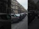 Tournage à Paris de Mission Impossible 6 avec Tom Cruise