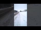 Мать двоих детей разбилась под Минском из-за недочищенной дороги