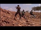 Войска Сирии, освобождают новую территорию насеверо-востоке Хомс