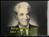 A Historia de George Adamski encontros com Extraterrestres