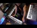 Donna Summer- I Feel Love- Luke Neptune remix(DSI OB-6, Prophet 6, Roland JX10, MPC1000,)