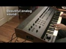Oberheim OB-8 video demo Part 1 of 2
