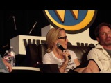 Wizard World Chicago Comic Con 2016 – The X-files panel clips