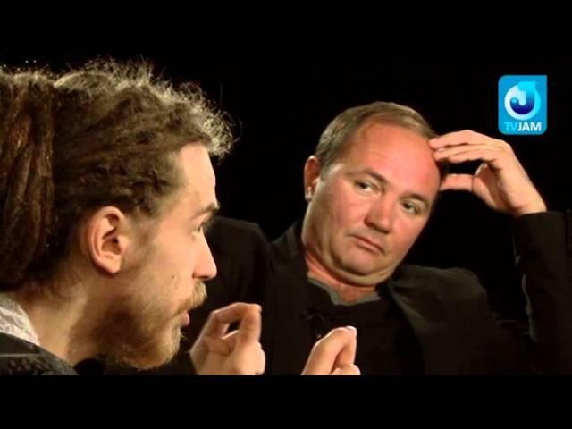 Децл aka Кирилл Толмацкий aka Le Truk большое интервью в программе Акула Пера на ARV