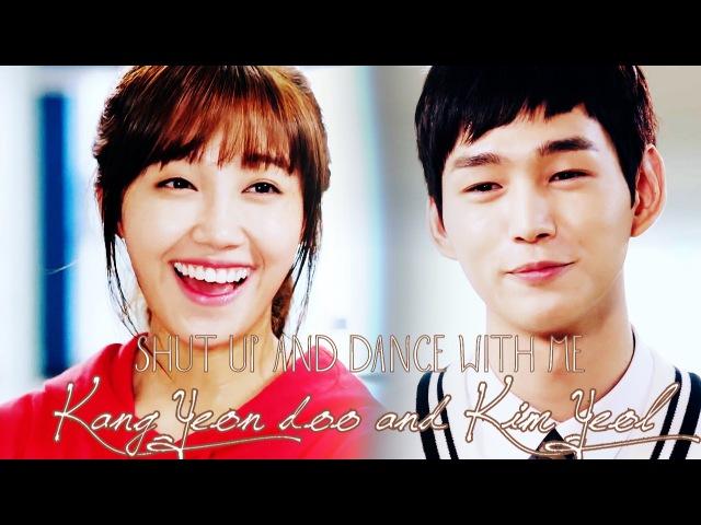 Kang Yeon doo and Kim Yeol | Shut Up and Dance With Me