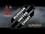 RUSSIAN UNITED CHART (13/08/2016) [TOP 40 Hot Russia Songs]