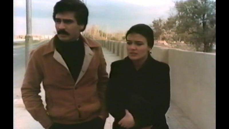 Любовь к жизни (Сирия, 1982) мелодрама, советская кинопрокатная копия, закадровый перевод (Владимир Антоник)