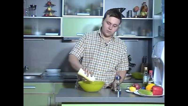 Палтус запеченный с овощами. Рецепт для худеющих.