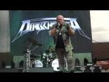 Dirkschneider live MIdalidare Festival 11.06.2017 Hard n Heavy MK