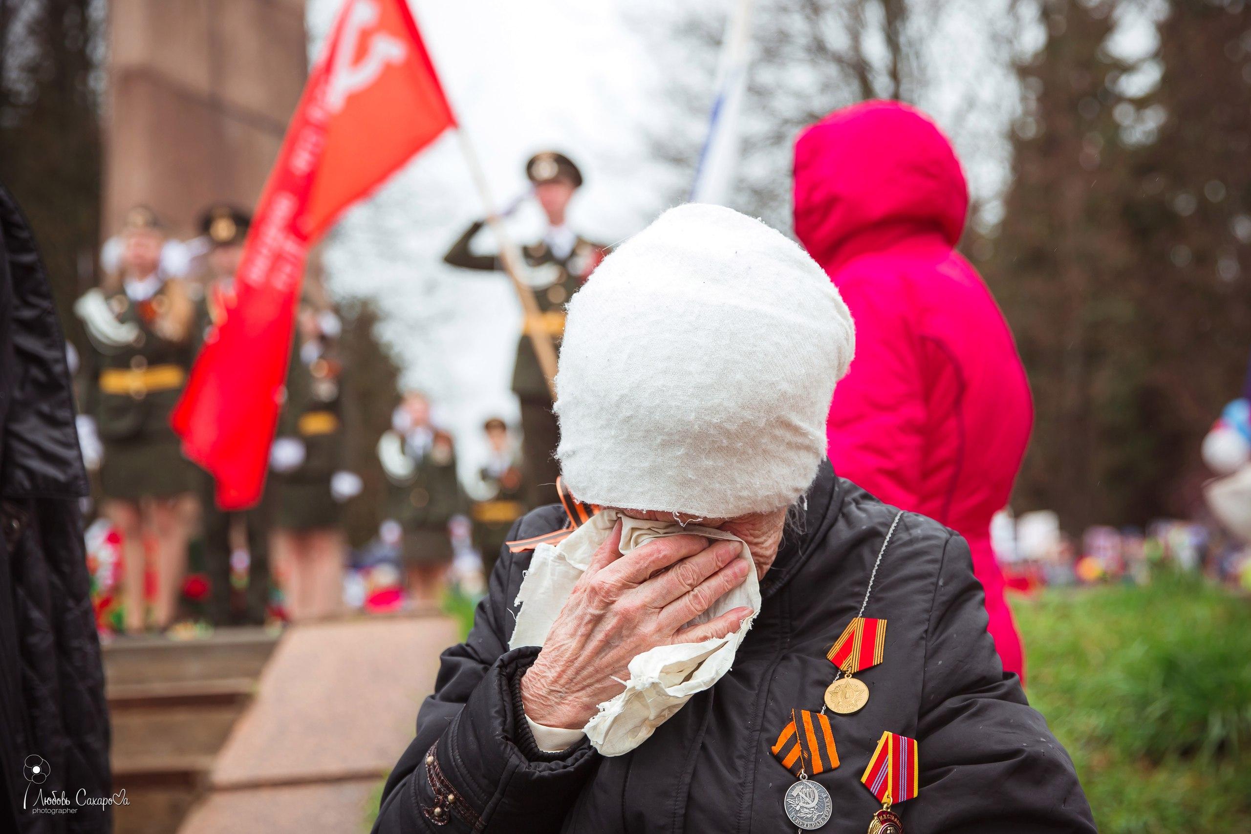 В Кимрах торжественно отметили День Победы   Фото   Видео
