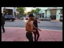 Уличный танец Сальсы