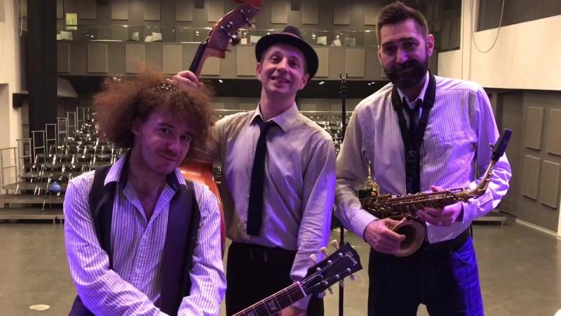 9 августа - Billy's Band в Эрарте. Игры в Тома Уэйтса.