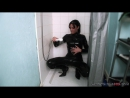 91_Lolly_Badcock_Latex_Catsuit_Shower