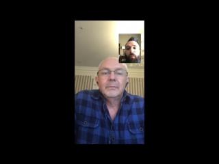 Запись с прямого эфира Пола Янга и Джона Купера (Skillet) (Английский)
