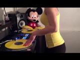 DJ Lady Style - Back to training (comptine d'un autre