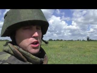 ЛНР сегодня - едем на фронт - введение