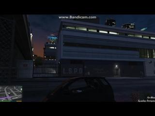 GTA5 - полицейский участок №1