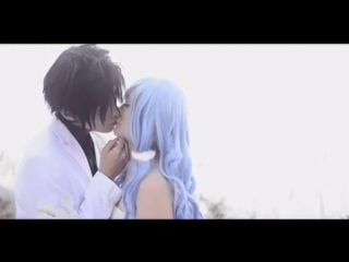 Fairy Tail- Be As One -Gray X Juvia Cosplay