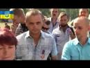 БОЙЦЫ 40 БТРО о том, ... Предательство генерала Хомчака