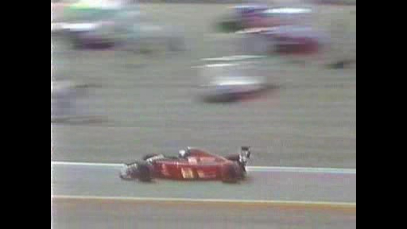 F1 1989. Гран-при Великобритании. Гонка