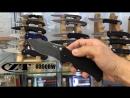 Нож Zero Tolerance 0350BW - чернее черного
