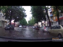 Потоп в Воронеже после ливня. 13-07-2017