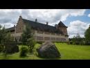 Интерьеры замка la Ferme de Reve