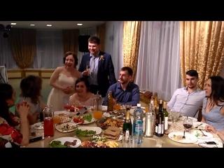 отзыв свадьба Александр Дарья 20 05 17 г ведущий на свадьбу Валерий Браницкий тамада Омск