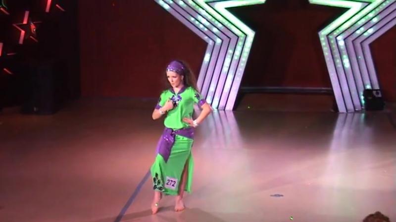 Анна Чепец, Anna Chepets, Чемпионат Украины по BELLY DANCE, Ялта 2013