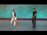 Vanessa Hudgens dancing Starboy by The Weeknd in So You Think You Can Dance.