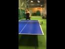 Настольный теннис. Видео урок 1 😂
