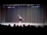 Вариация из балета Л.Минкуса  Д О Н   К И Х О Т  20.12.2016