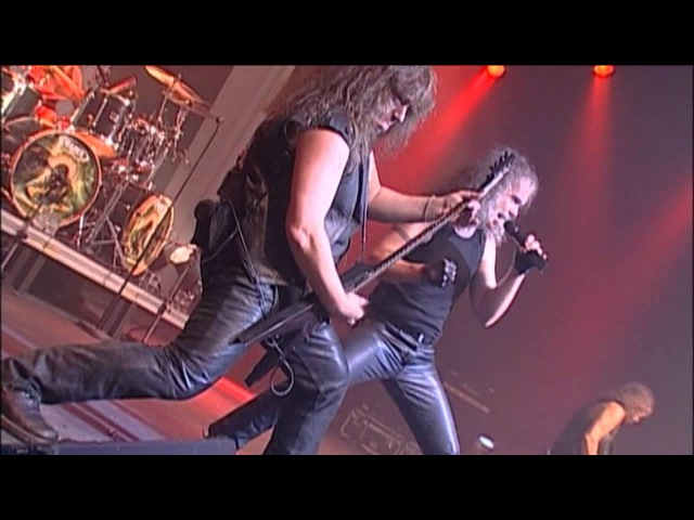 Grave Digger The Grave Dancer Live in Sao Paulo 2005 25 to Live HD