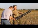 Airsoft Shot of a cannon from a hand, grenadier/Страйкбол Выстрел из пушки с руки , по гренадерски