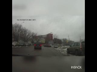 Авария Алексея Секирина