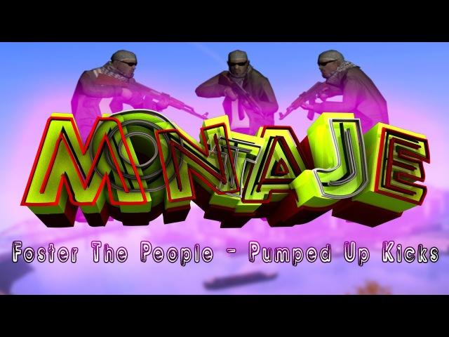 S A M P | M O N T A J E | Foster The People - Pumped Up Kicks.